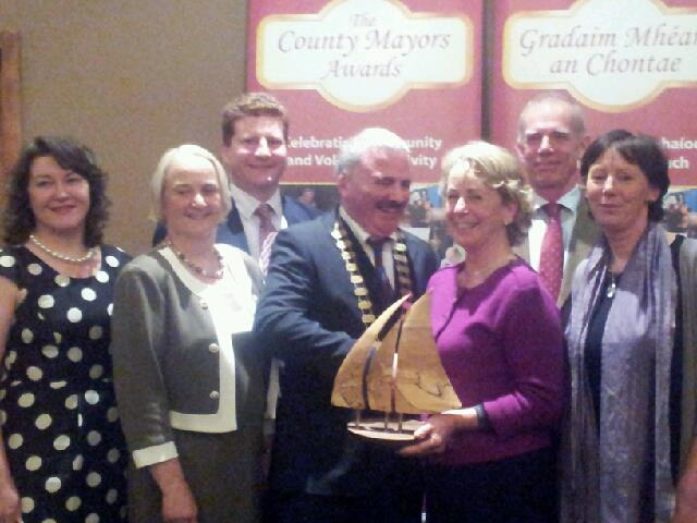 Clifden 2012 wins the Best Contribution to Heritage Award