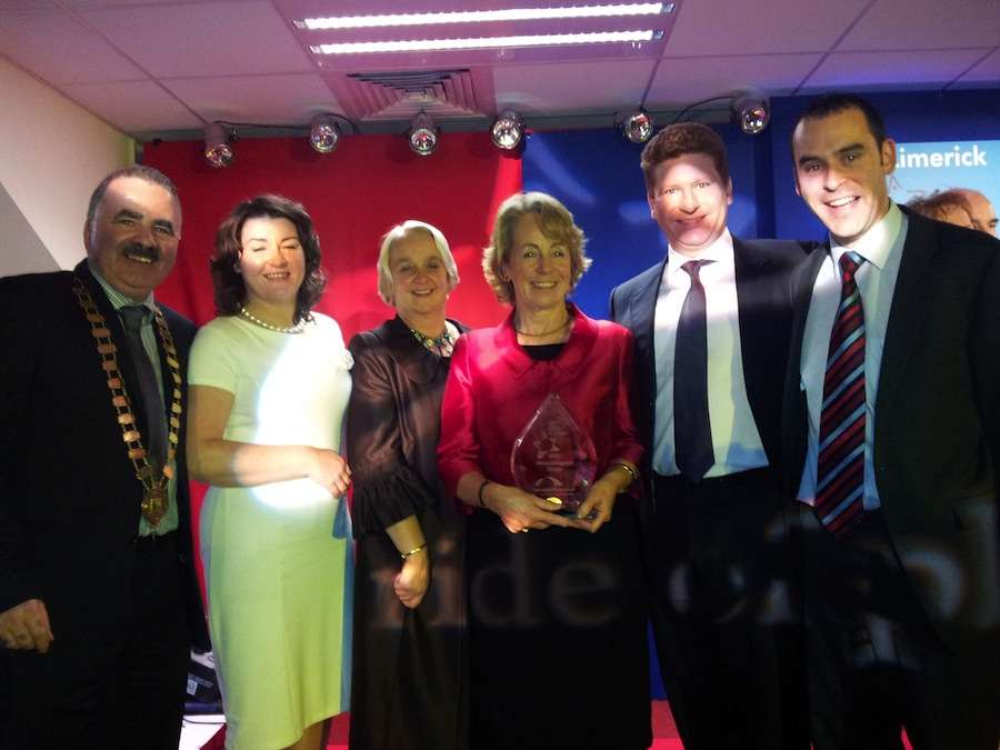 Clifden wins Pride Of Place