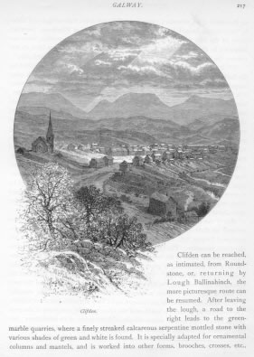 A Tour Guide to Clifden in 1877